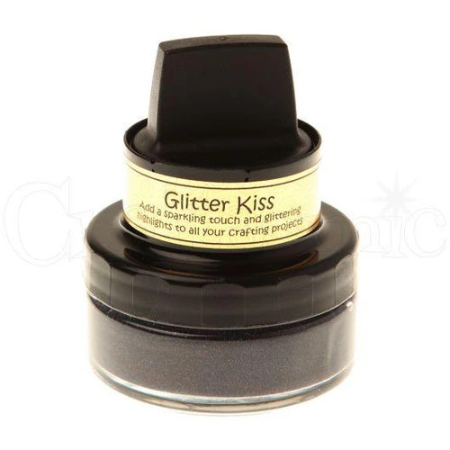 Creative Expressions: Cosmic Shimmer Glitter Kiss - Dark Bronze