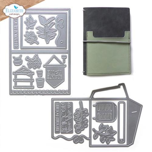 Elizabeth Craft Designs: Home Jungle Kit