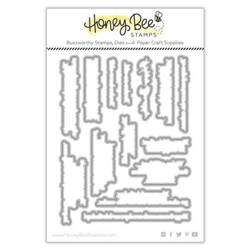 Honey Bee Stamps: Die, Inside: Snarky Birthday Sentiments