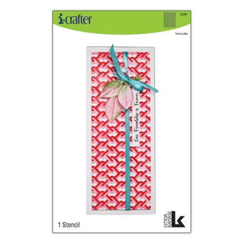 I-Crafter: Stencil, Fence Links