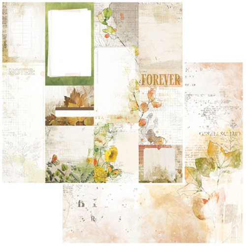 49 & Market: 12X12 PP, VA In The Leaves - Journal Cards