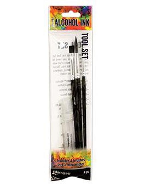 Ranger Ink: Tim Holtz Alcohol Ink Tool Set