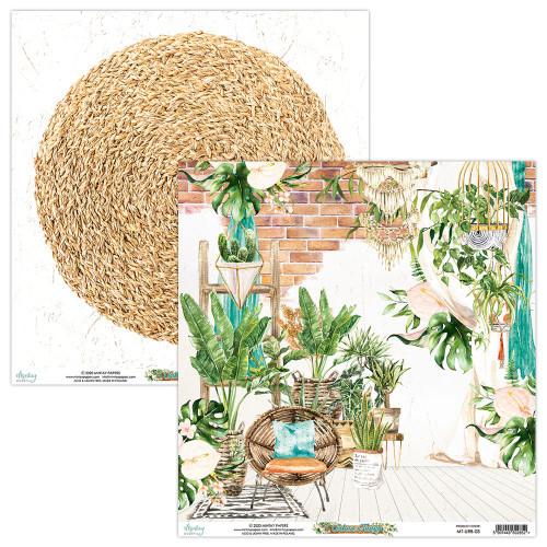 Mintay By Karola: Urban Jungle, 12 x 12 Patterned Paper - 03