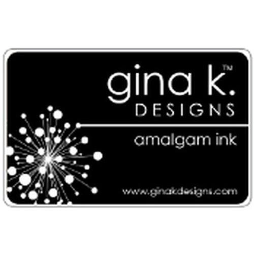Gina K Designs: Ink Pad, Amalgam - Obsidian