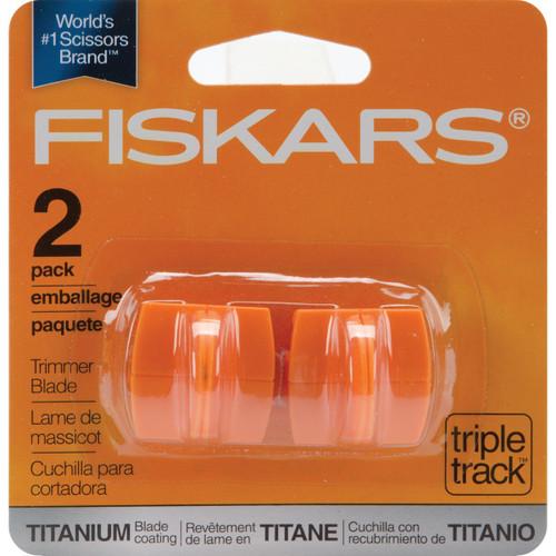 Fiskars: Replacement Blades, High Profile Triple Track PPT Blades - Titan