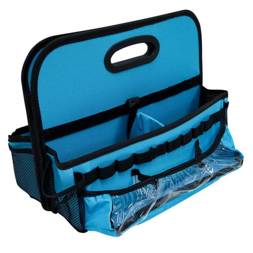 Totally-Tiffany: Ditto Tool Organizer, Turquoise