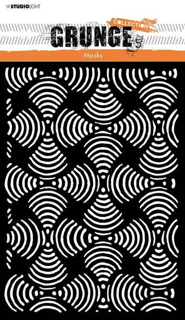 Studio Light: Stencil, Mask Grunge Collection 148x210mm nr.53