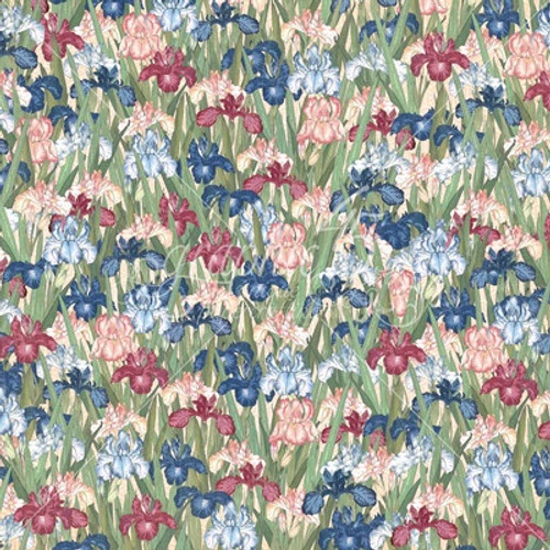 Graphic 45: 12X12 Patterned Paper, Blossom - Uplift