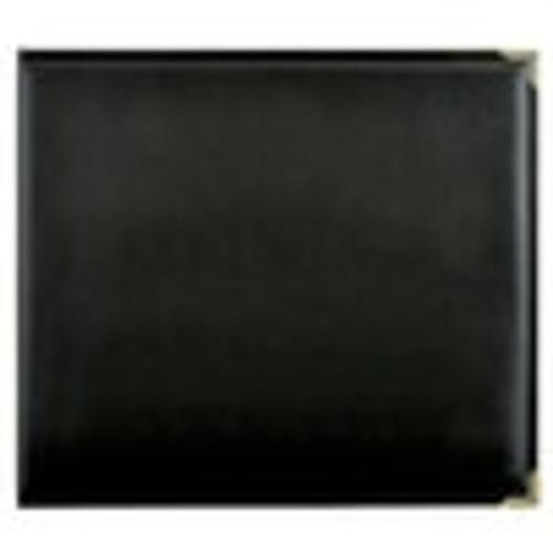 Kaisercraft: D-Ring Album, Leather - Black
