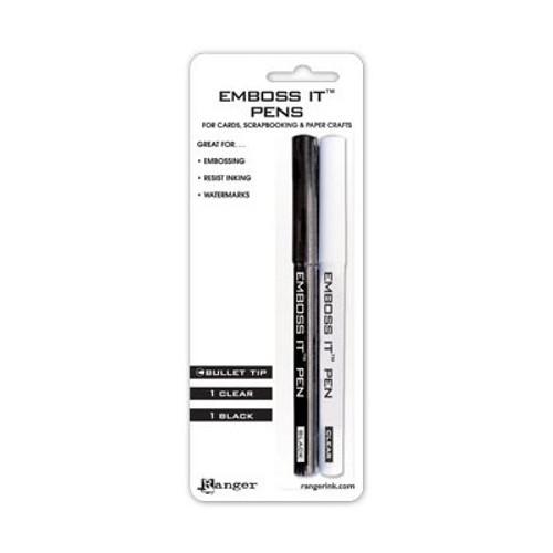 Ranger: Inkssentials Embossing Pens, 2pk