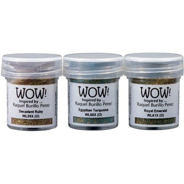 WOW!: Embossing Powder, Trio - Ancient Jewels