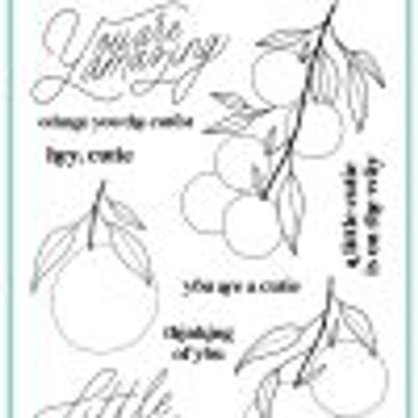 Gina K Designs: Clear Stamp, Little Cutie