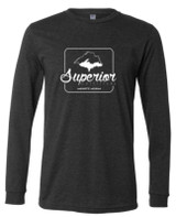 Superior Outfitters LS Shirt Gray Heather