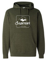 Superior Outfitters Midweight Hoody Army Heather