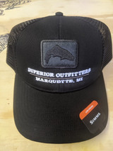 Simms Superior Outfitters Logo Trucker 2021