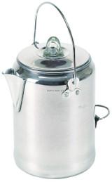 Stansport 9 Cup Aluminum Coffee Percolator