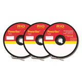 Rio Powerflex Tippet 3 Pack