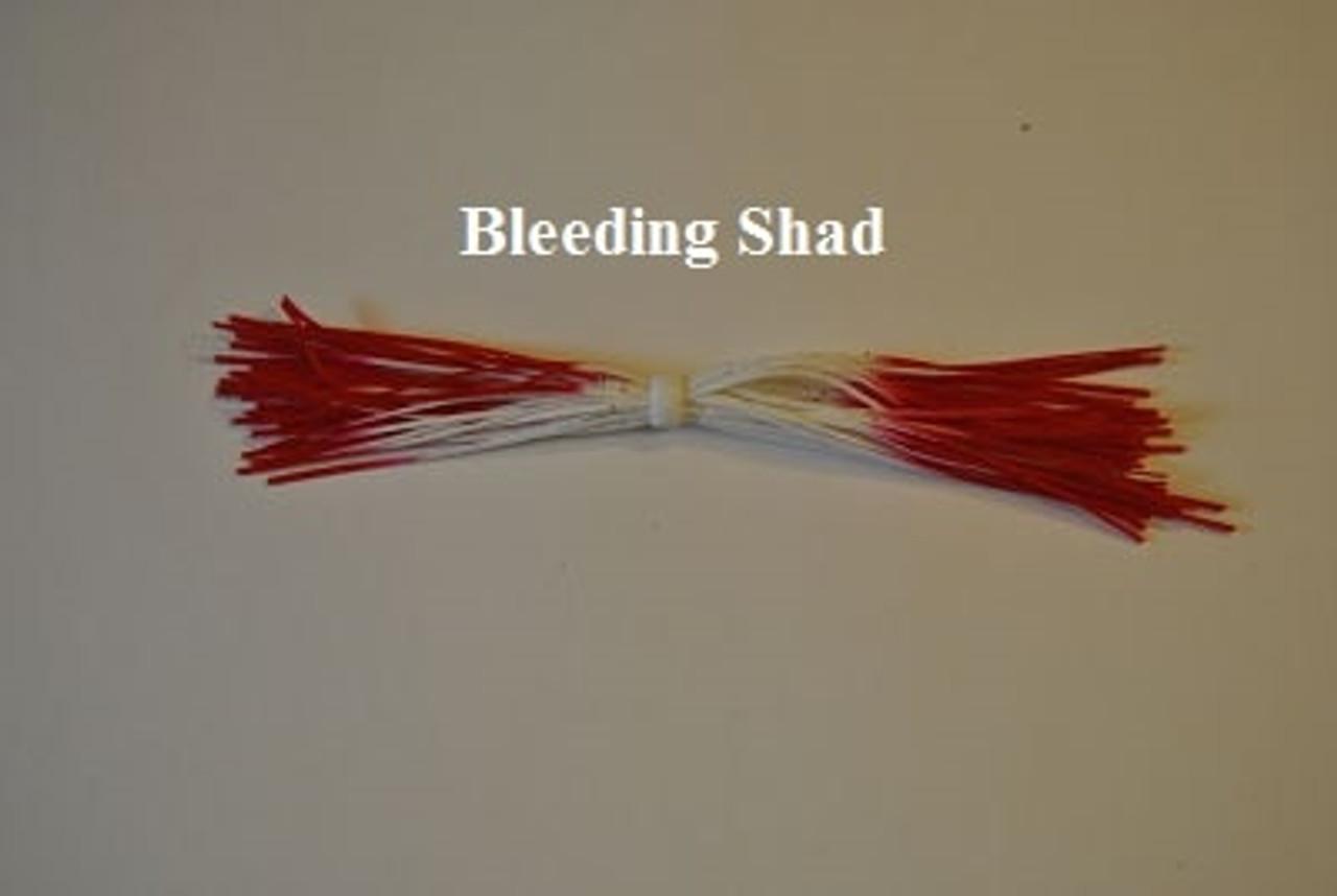 Bleeding Shad Skirt