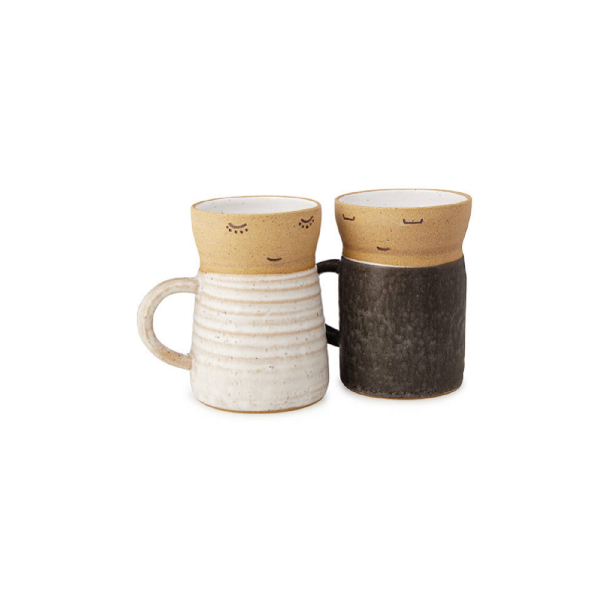Open Minded Couple Mugs I Give Cool Gifts