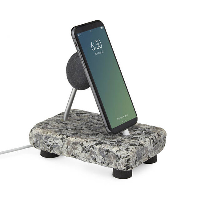 Rock Dock Phone Charger
