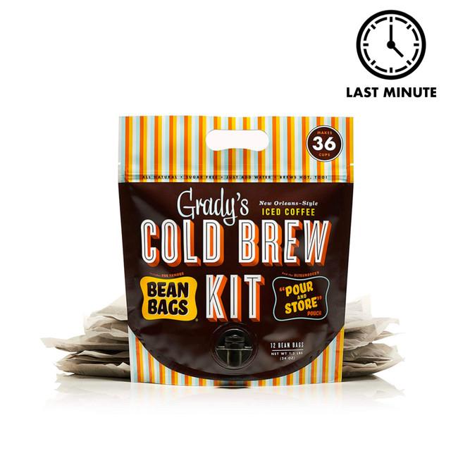 Grady's Cold Brew Coffee: Pour & Store Kit