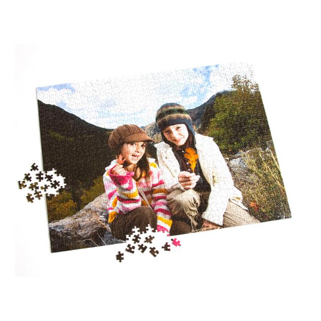 Portrait Puzzles Custom Photo Puzzle