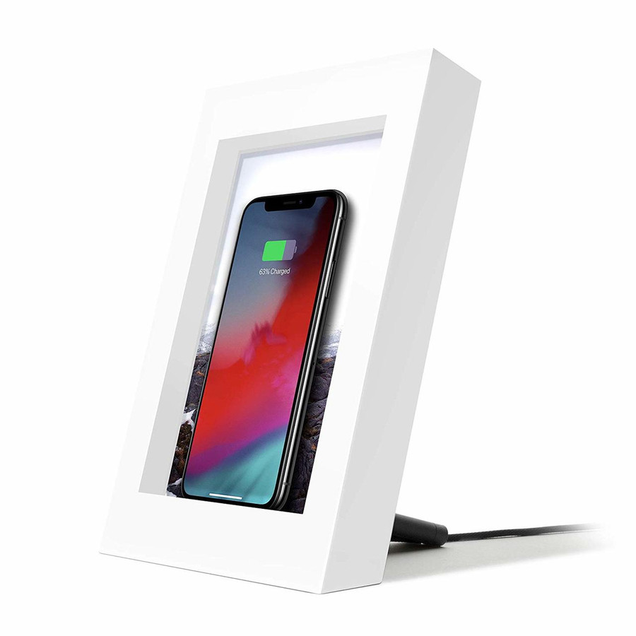 Powerpic Wireless Charging Picture Frame