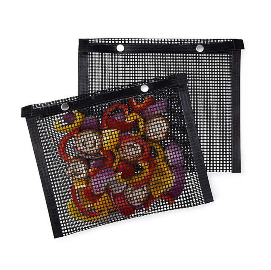 Mesh Grill Bags - Set of 2