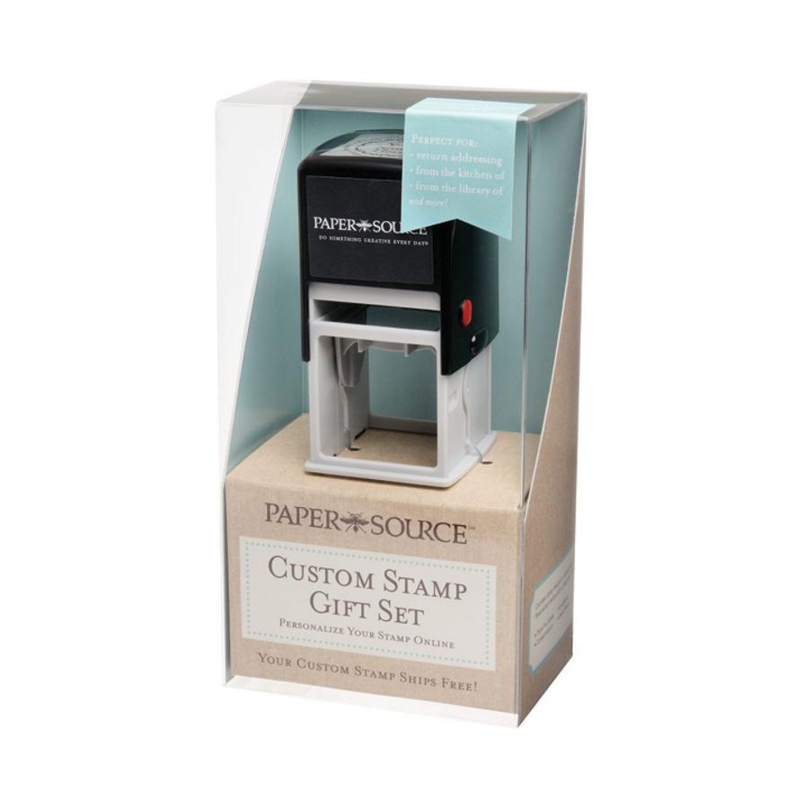 Custom Stamp Gift Set