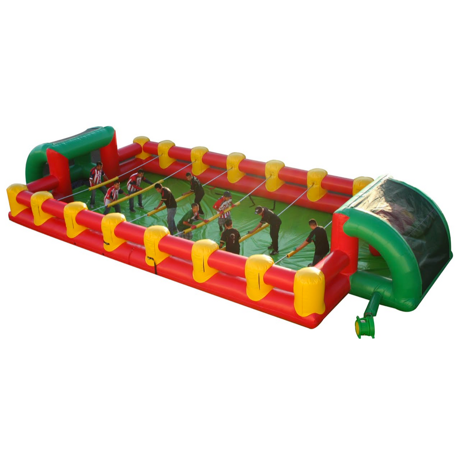 Human Foosball Inflatable