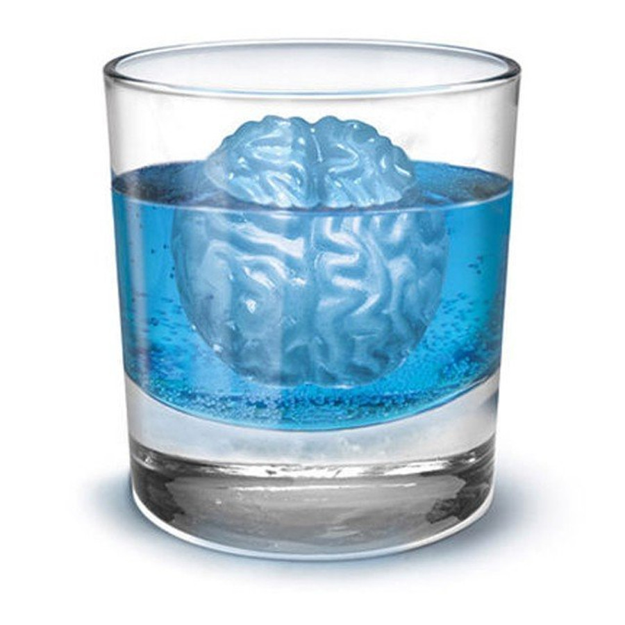 Creative Brain Shape Ice Cube Tray