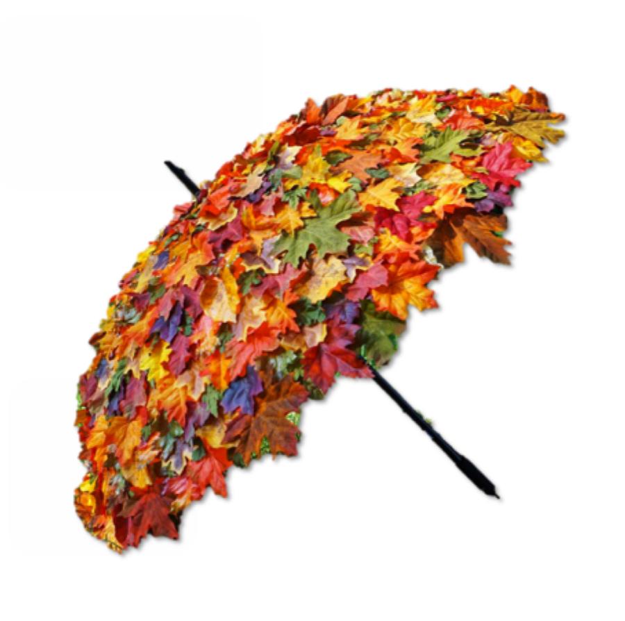 Fall Foliage Umbrella