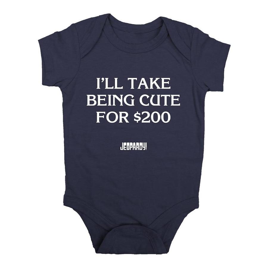 Jeopardy! Baby Onesie