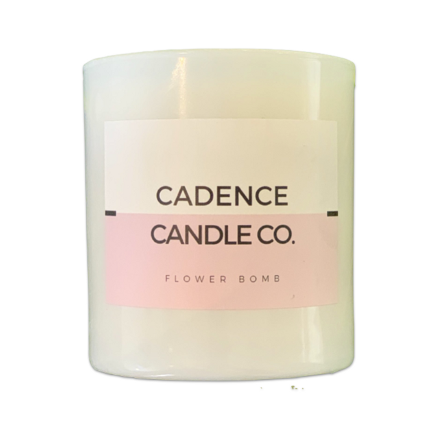 Flower Bomb Cadence Candle