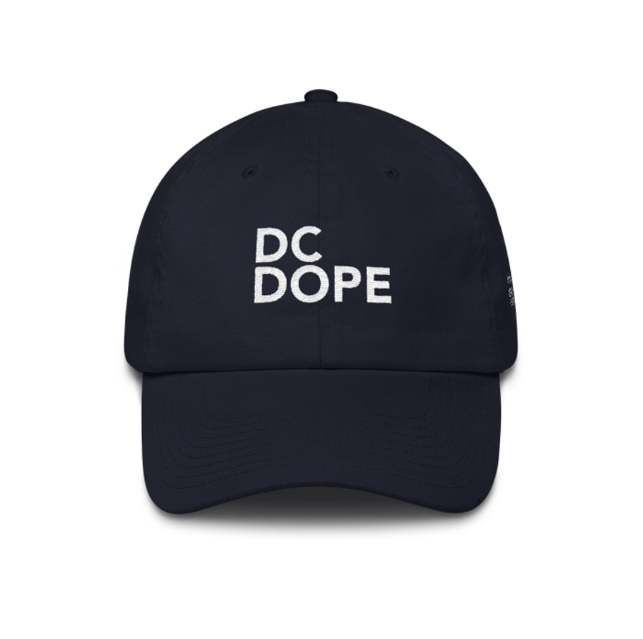 District of Clothing Dope Dad Hat