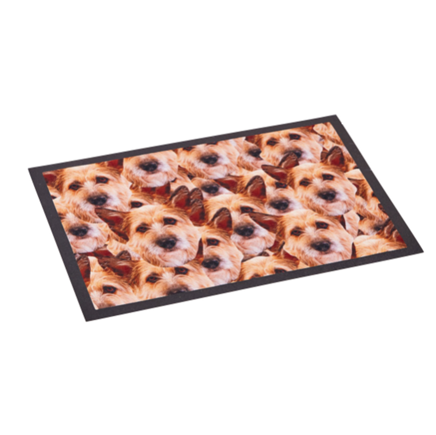 Pet Face Mat – Personalized Pet Door Mat