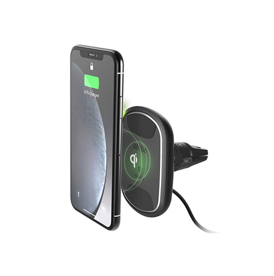 Wireless Magnetic Charging Air Vent Car Mount