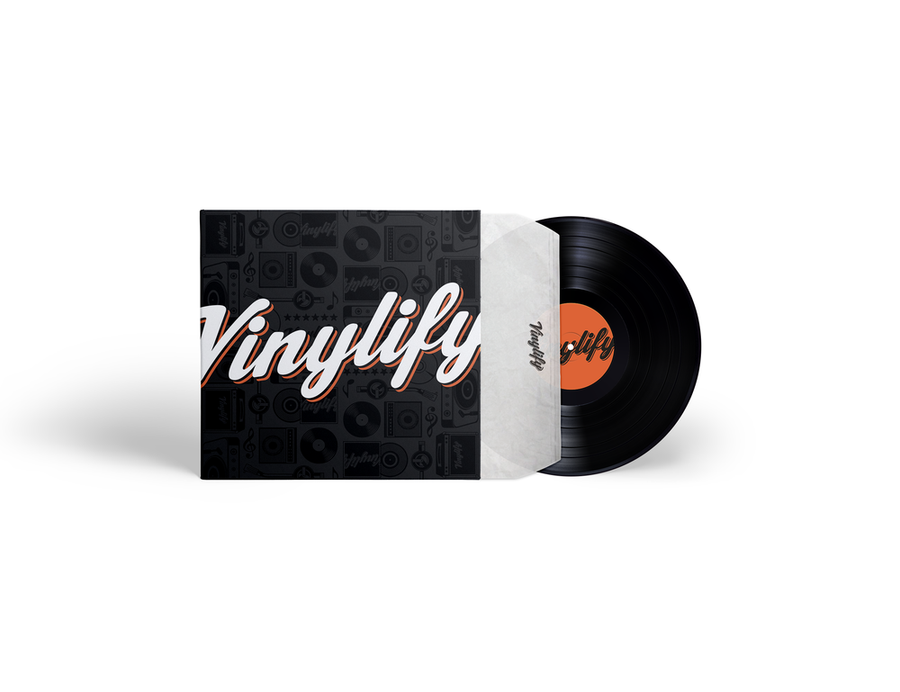 CUSTOM VINYL MIXTAPE