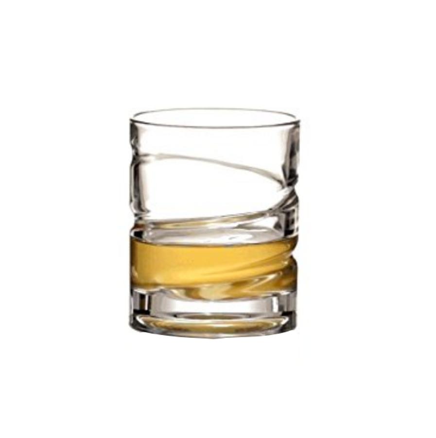 Spinning Whiskey & Spirits Glass