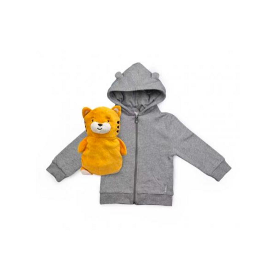 CubCoats Stuffed Animal Hoodie