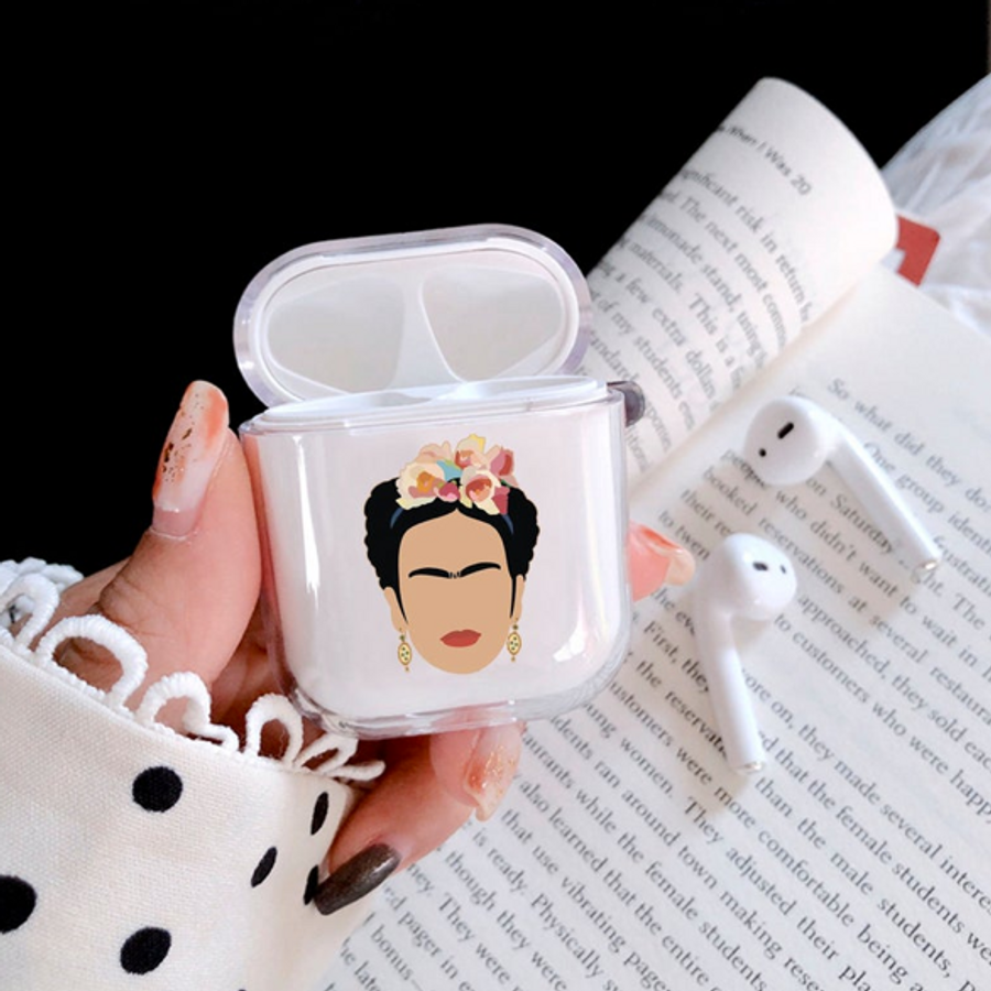 Frida Kahlo AirPods Case