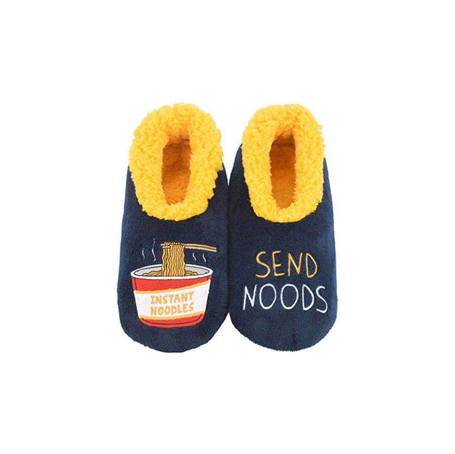 Send Noods Noddle Slippers