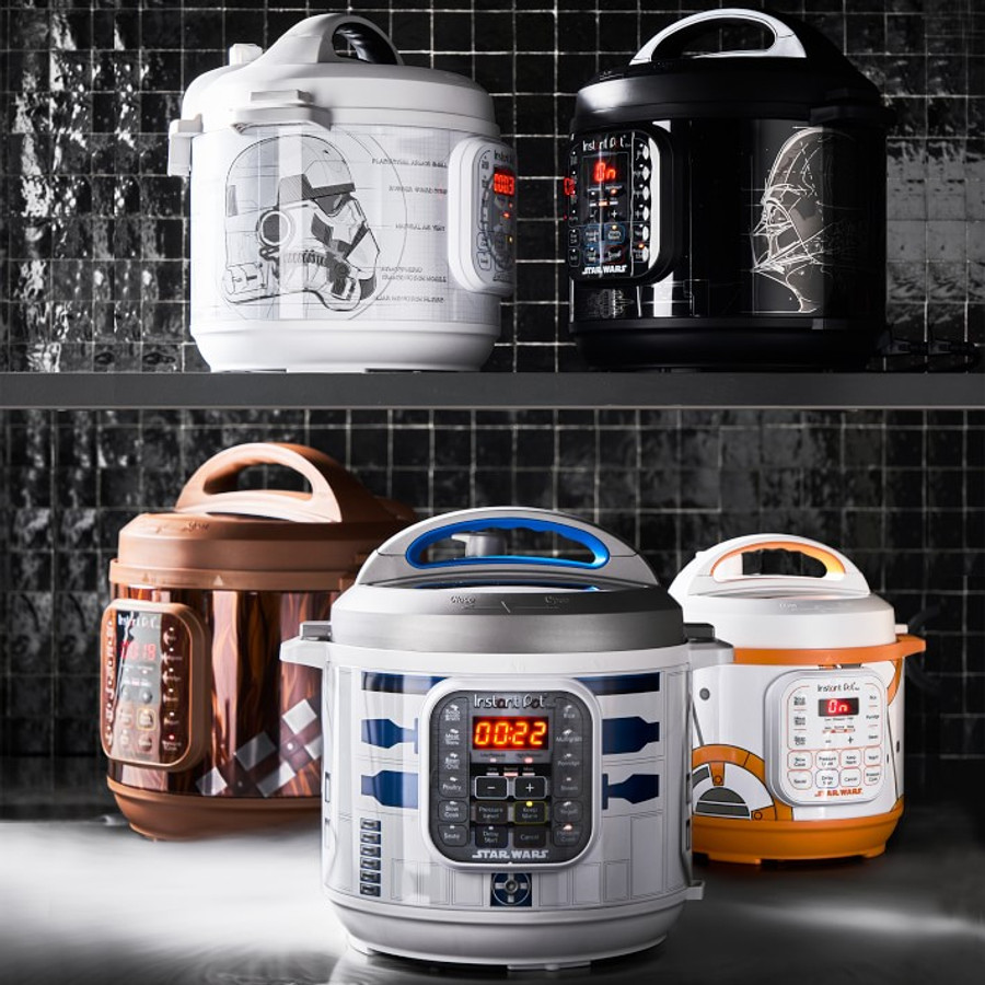 Star Wars Special Edition Instant Pot Pressure Cooker