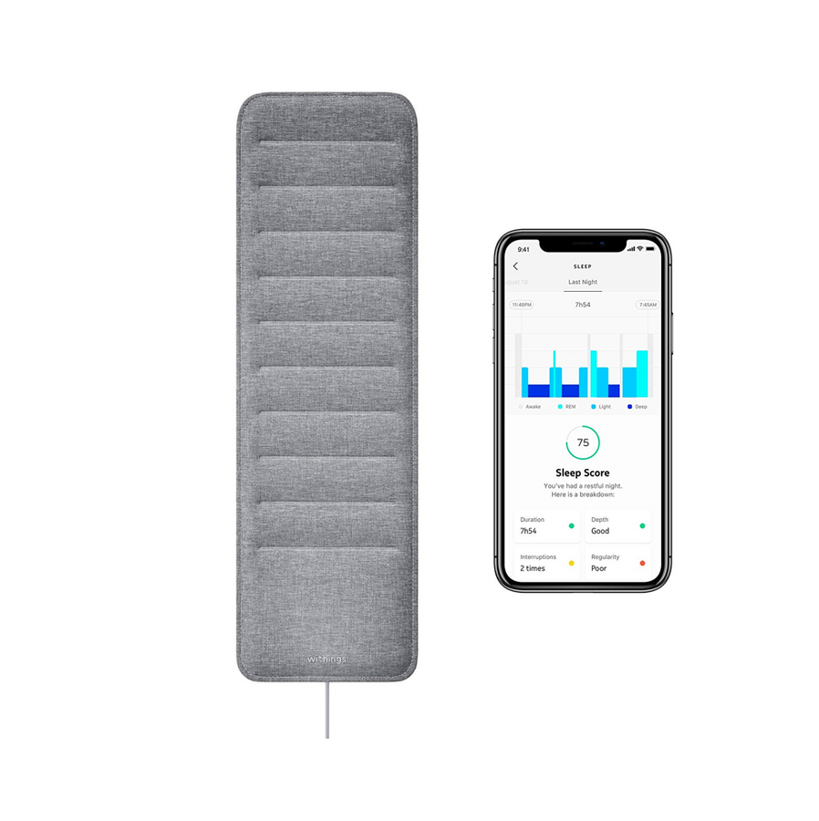 Withings Sleep Tracking Pad