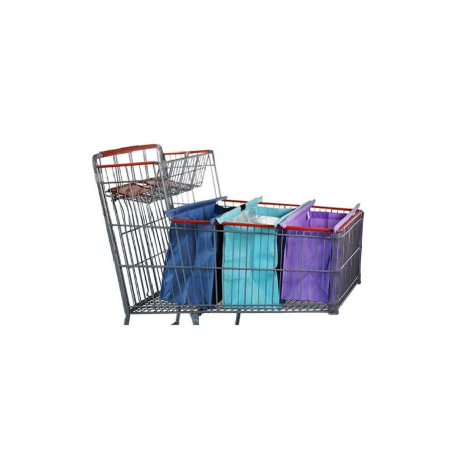 Lotus Trolley Bag Reusable Shopping Cart Bags