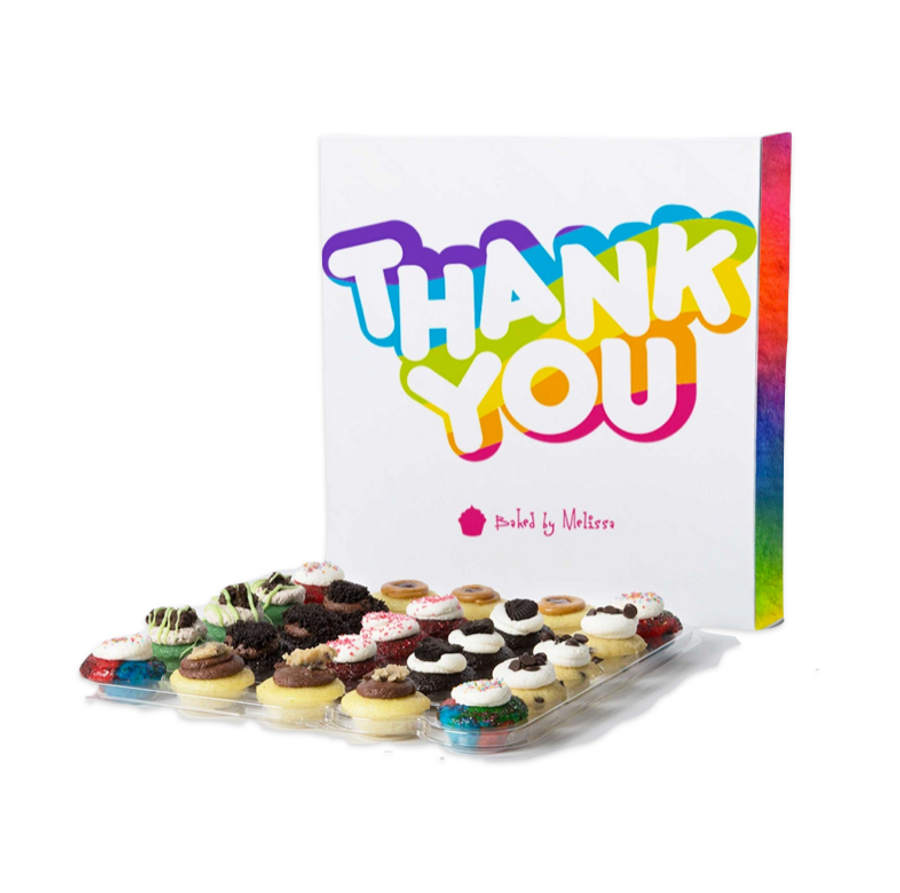 Baked By Melissa Cupcakes The Sweet Thank You 25-Pack