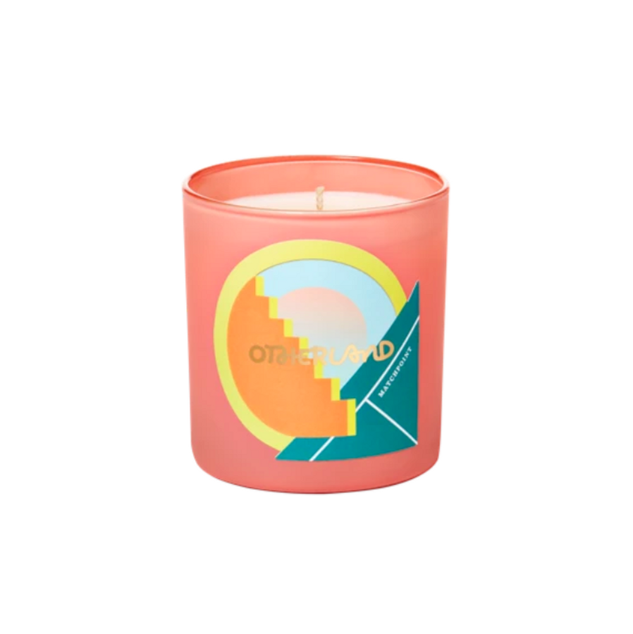 """Otherland """"Matchpoint"""" Tennis Summer Candle"""