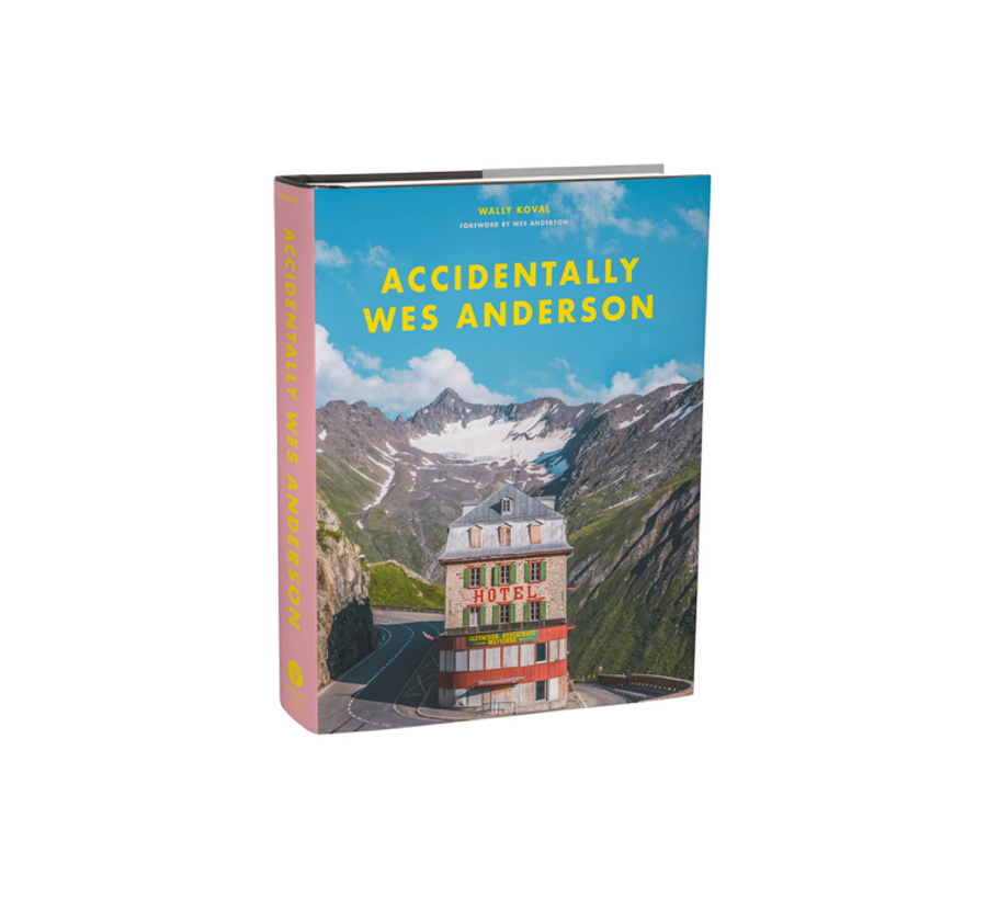 Accidentally Wes Anderson, The Book