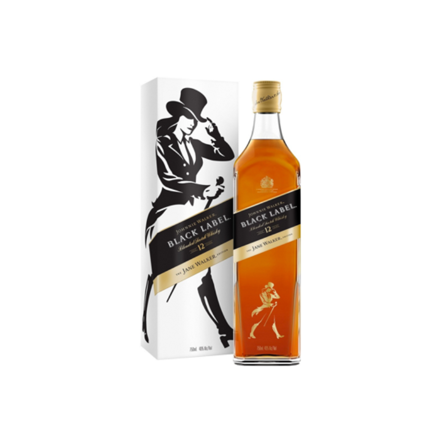 JANE WALKER SPECIAL EDITION JOHNNIE WALKER
