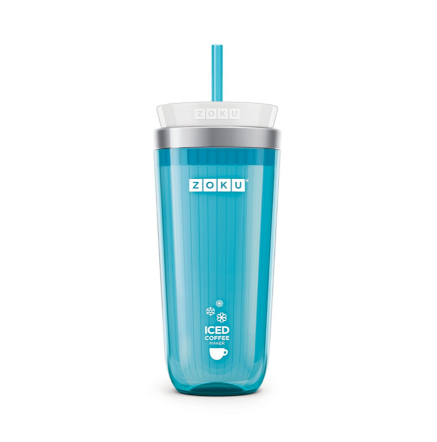 TRAVEL MUG ICED COFFEE MAKER